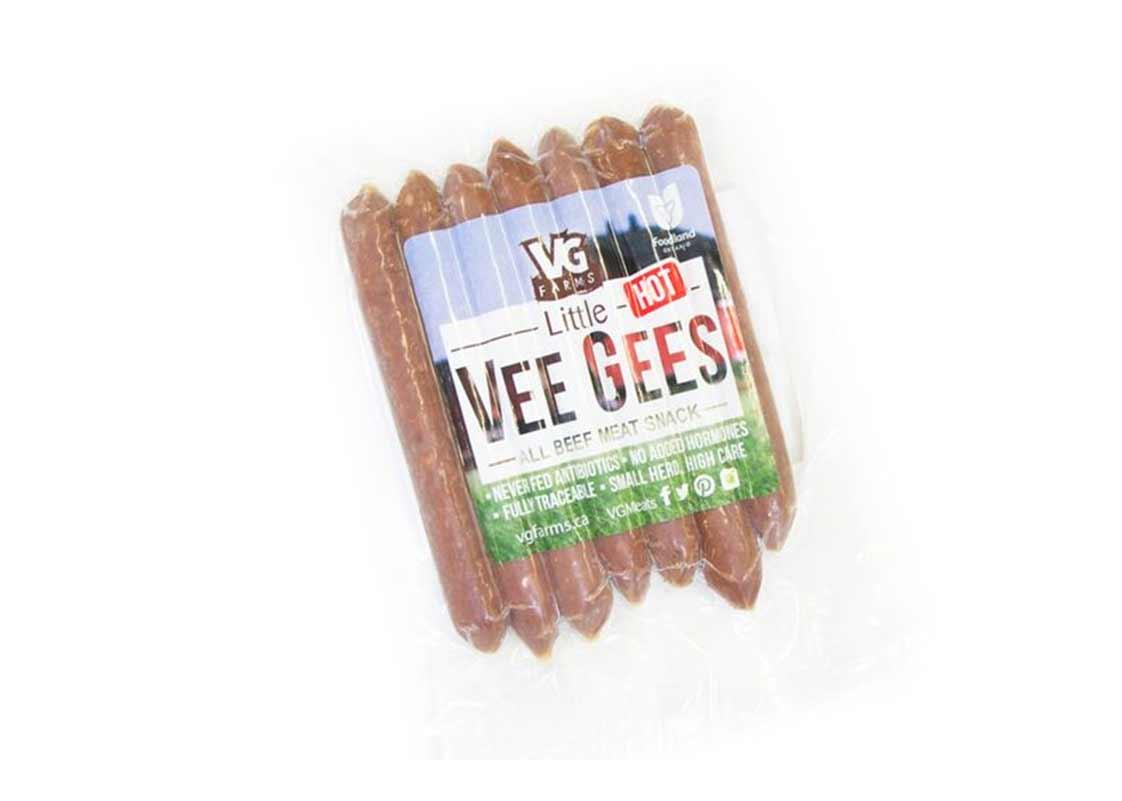 Little Vee Gees - Beef