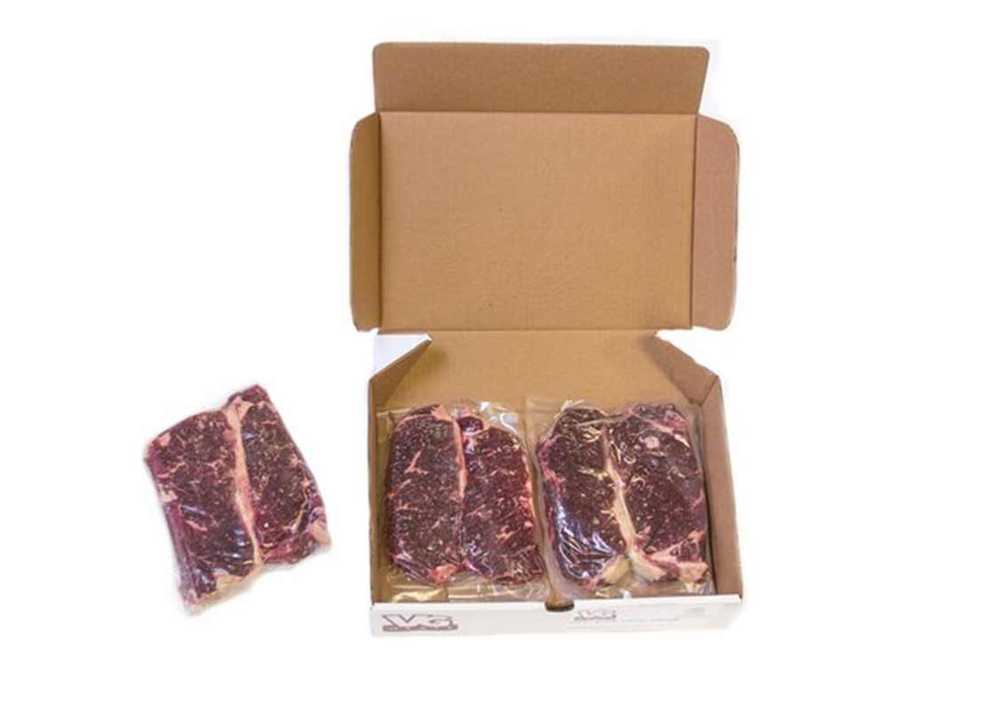 New York Strip Loin Steak