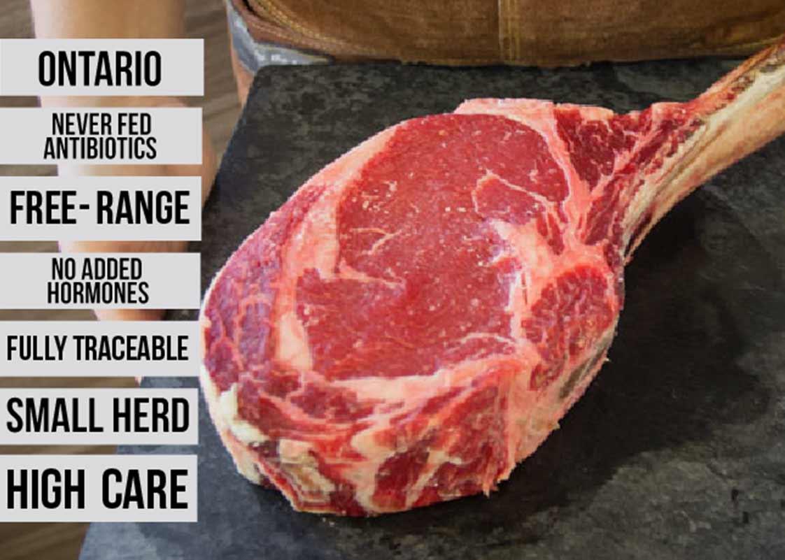 Tomahawk Rib Steak