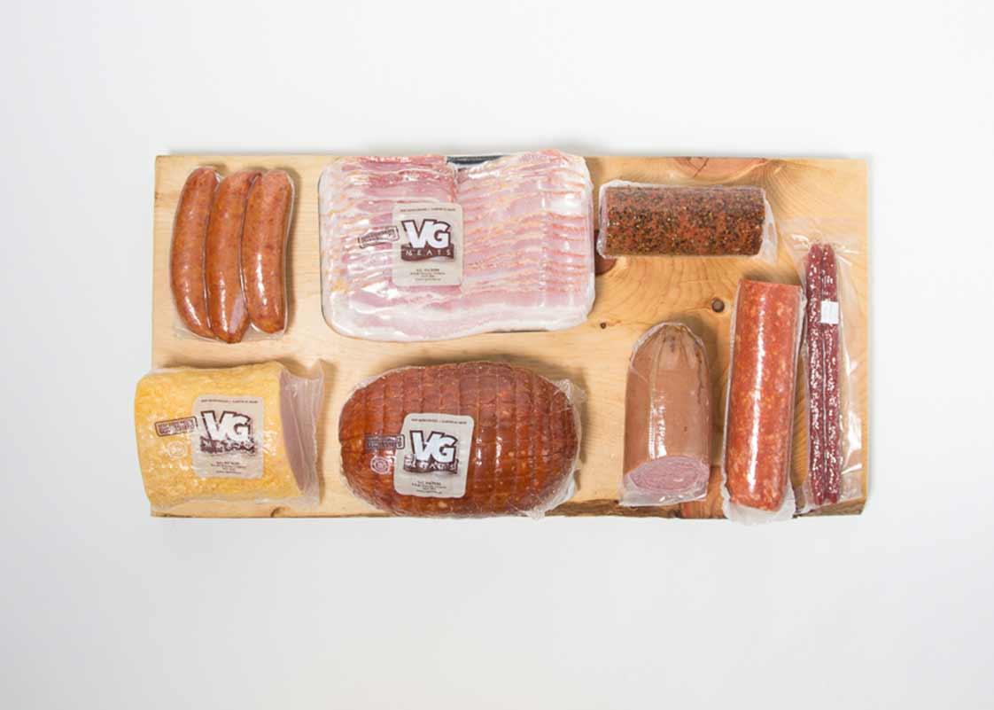 Meaty Meatlovers Meatfest Basket